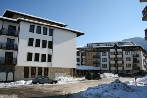 Craciun la ski Bansko  GRAND ROYALE APARTMENT COMPLEX & SPA