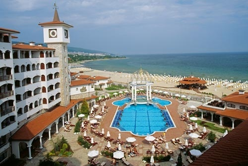 Early Booking PASTE 2019 Bulgaria Sunny Beach Hotel Royal palace Helena Park 5*