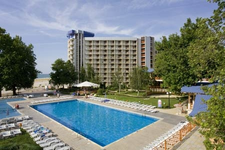 Early Booking 1 Mai 2018 Albena Hotel KALIAKRA 4stele
