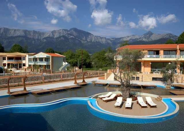 Cazare early booking 2020  Grecia Thassos Hotel  Alexandra Golden Boutique Thassos 5 stele