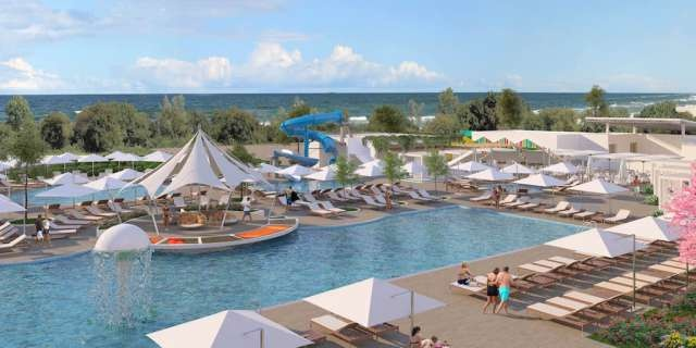 Early Booking 1 Mai 2018 Albena Hotel PARADISE BLUE 5stele