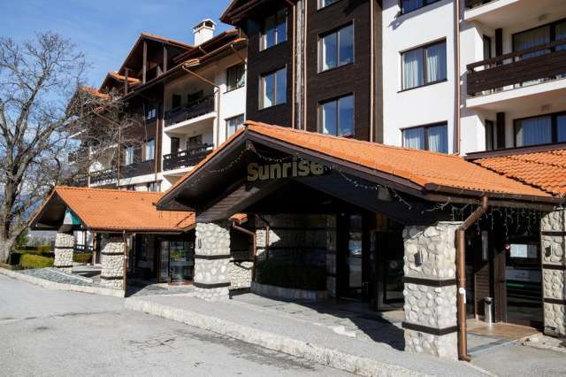 Oferta ski in vacanta copiilor 2021 Bansko Bulgaria hotel Sunrise